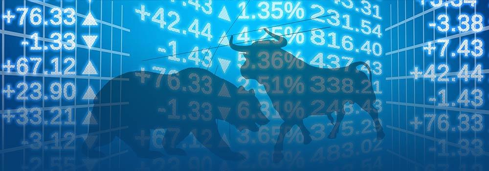 Aktienmarkt - Bull & Bear