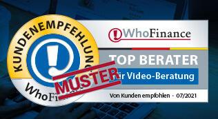Die besten Finanzberater*innen, die per Videoberatung erreichbar sind