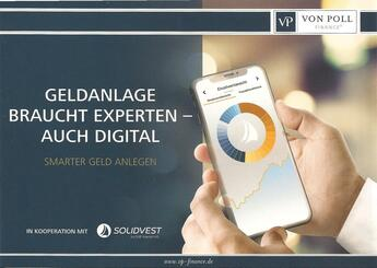 Bild des Angebots Geldanlage braucht Experten - auch digital!