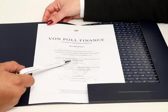 Bild des Angebots Kostenloses Hypothekenzertifikat