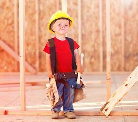 Bild des Angebots Ob bauen oder kaufen, Hauptsache rein ins Eigenheim.