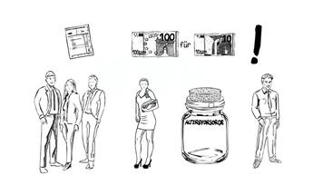 Bild des Angebots +++Angebot für Unternehmer und Selbstständige+++ € 100,-- für € 10,--