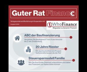 Bild des Angebots Guter Rat - Finanzmagazin 04-2021