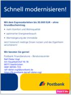 Bild des Angebots 30.000,- €UR - Modernissierungsdarlehen ohne Grundbucheintrag