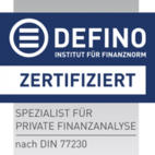 Bild des Angebots Finanzanalyse nach DIN 77230