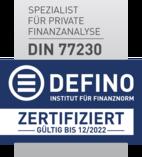 Bild des Angebots Defino zertifizierte Bestandsaufname