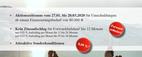 Bild des Angebots Forwarddarlehen / Umschuldungen zu Sonderkonditionen