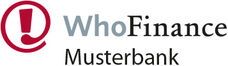 WhoFinance Musterbank - Muster-Filiale