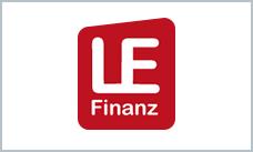 Logo der LE-Finanz GmbH von  Karsten Beck