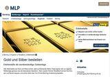 Geldanlage Investieren in Gold (Stand Mai 2021)