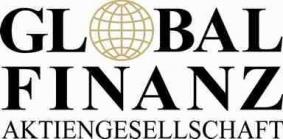 Logo der Global-Finanz AG von  Udo Prost