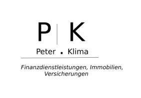 Logo der Finanzdienstleistungen | Immobilien | Versicherungen von  Peter Klima