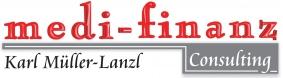 Logo der medi-finanz Consulting GmbH von  Andrea Baltheiser