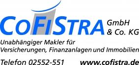 Logo der CoFiStra Unabhängige Finanz- u. Versicherungsmakler GmbH & Co. KG von  Marcus Altena
