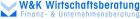 Logo der W&K Wirtschaftsberatung GmbH&Co KG von  Tino Weissenrieder