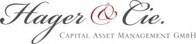 Logo der Hager & Cie. Capital Asset Management GmbH von  Tobias Hager