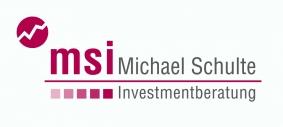Logo der msi - Michael Schulte Investmentberatung von  Michael Schulte