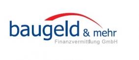 Logo der baugeld & mehr Finanzvermittlung GmbH von  Dimitri Kozorovitskiy