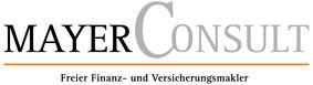 Logo der MAYERCONSULT GmbH Freier Finanz- und Versicherungsmakler von  Rainer Mayer