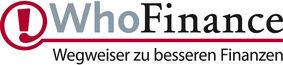 Logo der WhoFinance GmbH von  WhoFinance Testberater