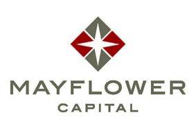 Logo der Mayflower Capital AG von  Marc Rohr