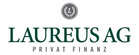 Logo der LAUREUS AG PRIVAT FINANZ von  Michaela Moll
