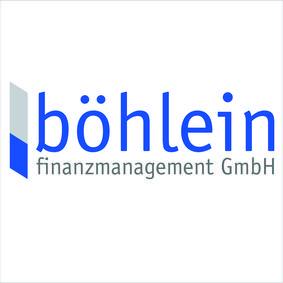 Logo der böhlein finanzmanagement GmbH von  Thomas Böhlein