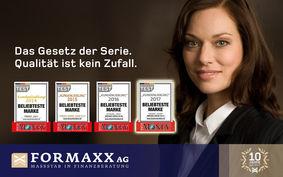Logo der FORMAXX AG von  Philipp Heidemann