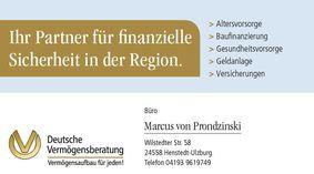 Logo der MVP Finanzagentur - Büro für deutsche Vermögensberatung Vermögensberaterbüro von  Marcus von Prondzinski