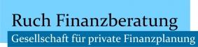 Logo der Ruch Finanzberatung GmbH von  Wolfgang Ruch
