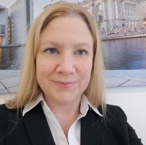 Sandrina Hammer-Mock Versicherungsmakler Berlin