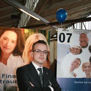 Profilbild von  Benjamin Fürstenberg