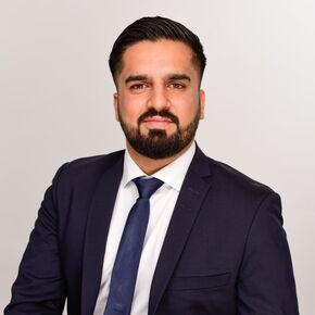 Khalid Choudhary Finanzierungsvermittler Hamburg