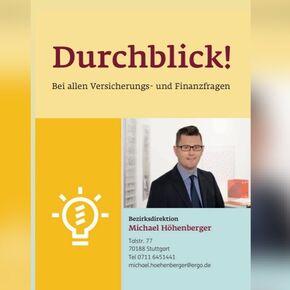 Michael Höhenberger Finanzberater Stuttgart