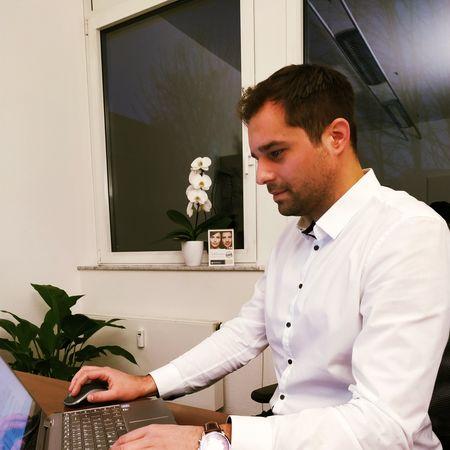 Profilbild von  Martin Blaton (B.Sc.)